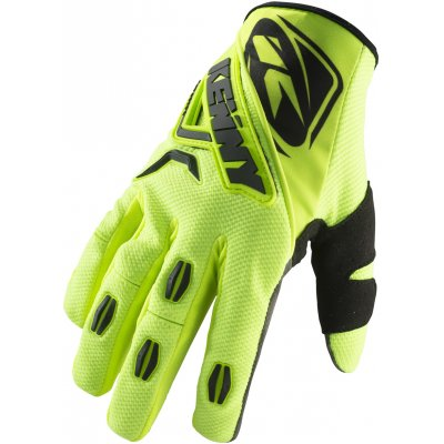 KENNY rukavice TITANIUM 19 neon yellow