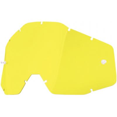 KENNY plexi PERFORMANCE+ 19 double yellow