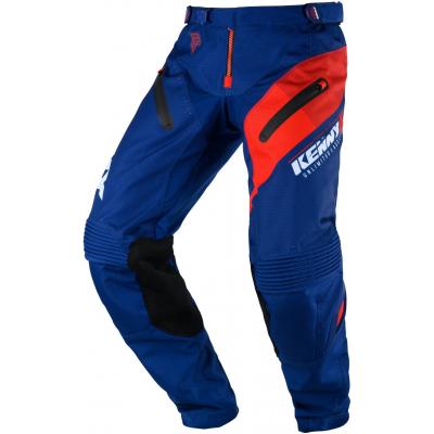 KENNY kalhoty TITANIUM 20 navy/red