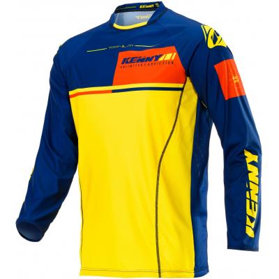 KENNY dres TITANIUM 20 yellow