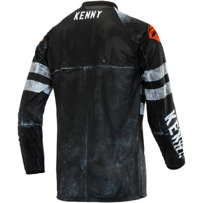 KENNY dres PERFORMANCE 20 steel