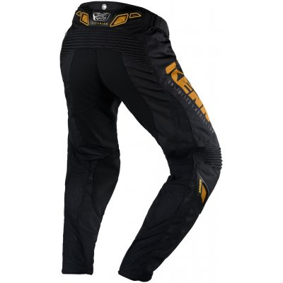 KENNY kalhoty TITANIUM 20 black/gold
