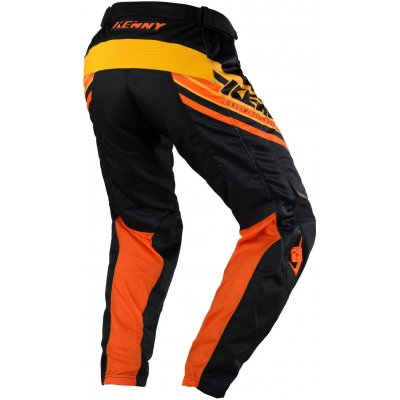 KENNY kalhoty TRACK Victory 20 black/orange