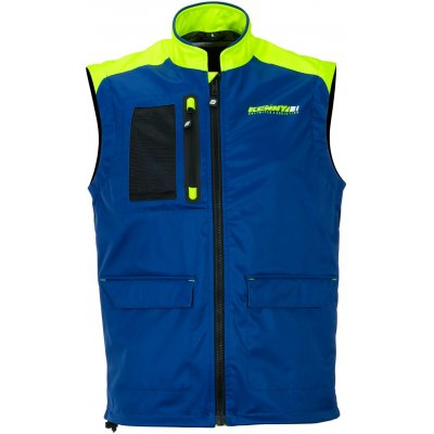 KENNY vesta BODYWARMER+ 20 navy/neon yellow