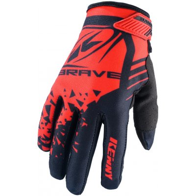 KENNY rukavice BRAVE 20 red