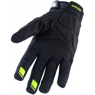KENNY rukavice SF-TECH 20 black/neon yellow