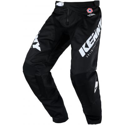 KENNY kalhoty TRACK 20 black/white