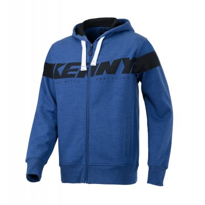 KENNY mikina HERITAGE 20 heather blue