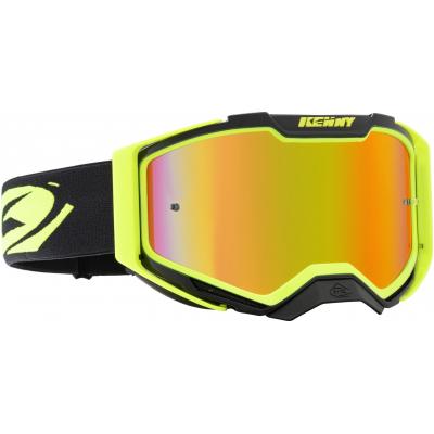 KENNY brýle VENTURY Phase 2 neon yellow