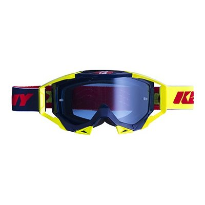 KENNY okuliare TITANIUM 15 navy / neon yellow