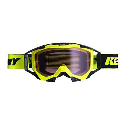 KENNY brýle TITANIUM 14 neon yellow/black