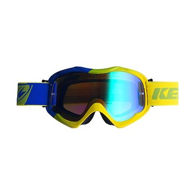 KENNY brýle PERFORMANCE 15 navy/green/yellow