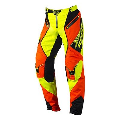 KENNY kalhoty TITANIUM 15 neon yellow/neon orange