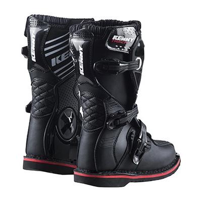 KENNY boty TRACK 15 dětské black