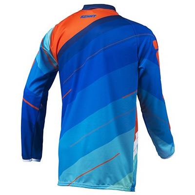 KENNY dres PERFORMANCE 15 Split dětský blue