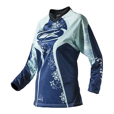 KENNY dres ADVENTURE 08 dámský blue