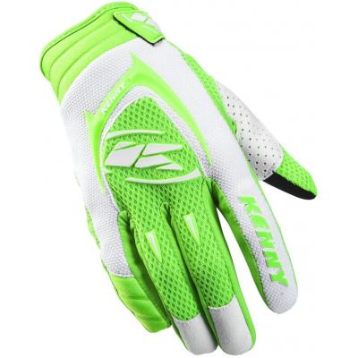 KENNY rukavice TRACK 11 dětské green