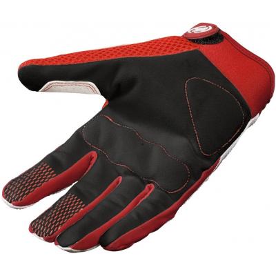 KENNY rukavice TRACK 13 detské red