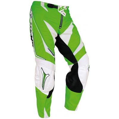 KENNY kalhoty TRACK 09 dětské green