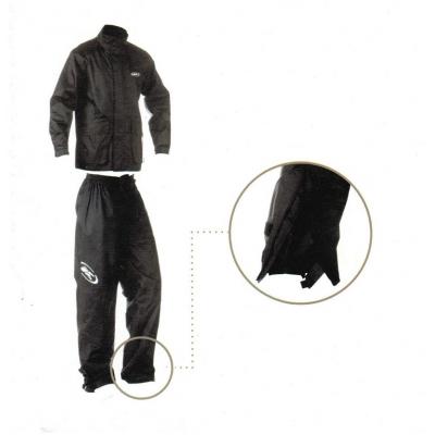 KENNY komplet nepromok ATV/ENDURO 08 black