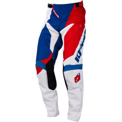 KENNY kalhoty PERFORMANCE 16 blue/white/red