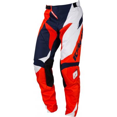 KENNY kalhoty PERFORMANCE 16 orange/navy
