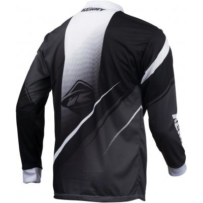 KENNY dres TRACK 16 black/grey