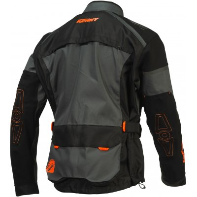 KENNY bunda ENDURO 16 black/grey
