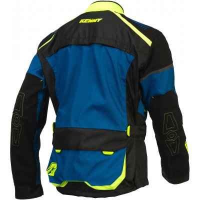 KENNY bunda ENDURO 16 navy/neon yellow