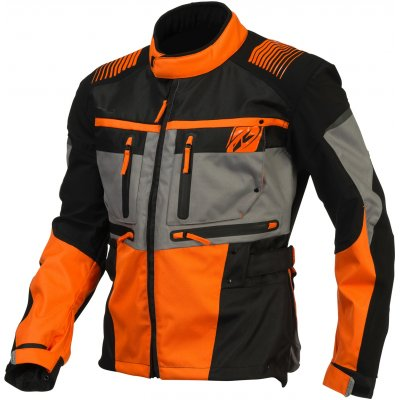 KENNY bunda ENDURO 16 orange/grey