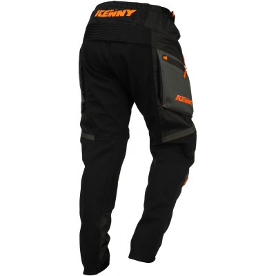 KENNY kalhoty ENDURO 16 black/grey