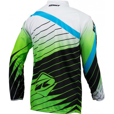 KENNY dres PERFORMANCE 16 dětský black/green