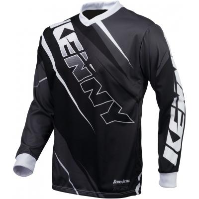 KENNY dres TRACK 16 dětský black/grey