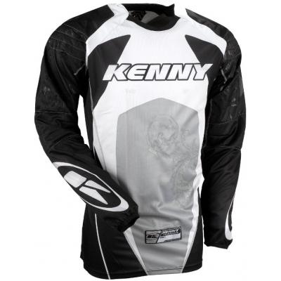 KENNY dres TITANIUM 07 black/grey