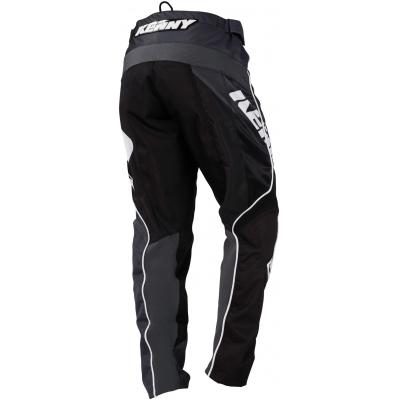 KENNY kalhoty TRACK 16 dětské black/grey