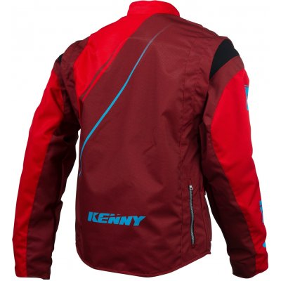 KENNY bunda TRACK 16 red