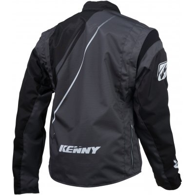 KENNY bunda TRACK 16 black / grey