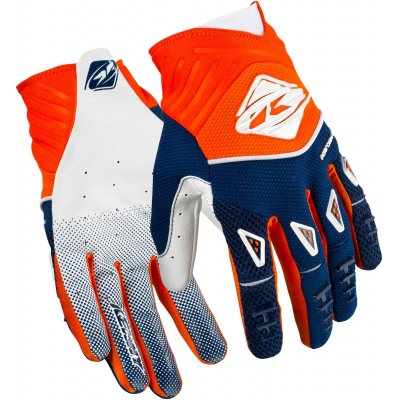 KENNY rukavice PERFORMANCE 16 orange / navy