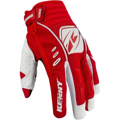 KENNY rukavice TRACK 16 detské red