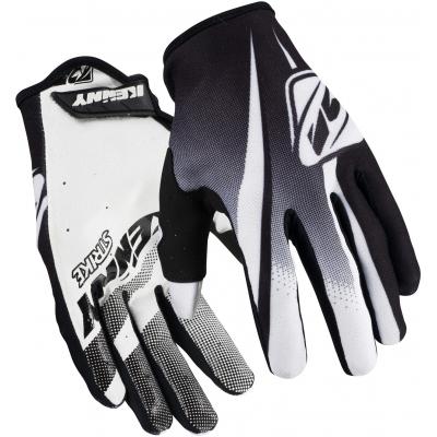 KENNY rukavice STRIKE 16 dětské black/white