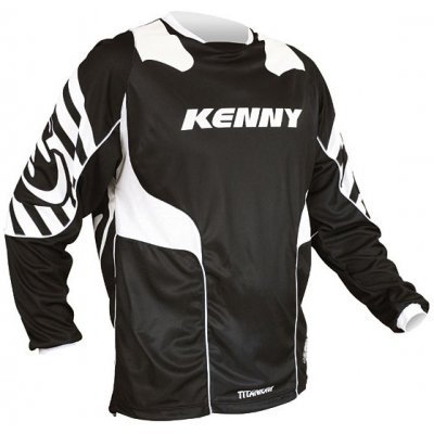 KENNY dres TITANIUM 10 LE black/grey