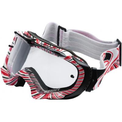 KENNY brýle TITANIUM 10 LE red