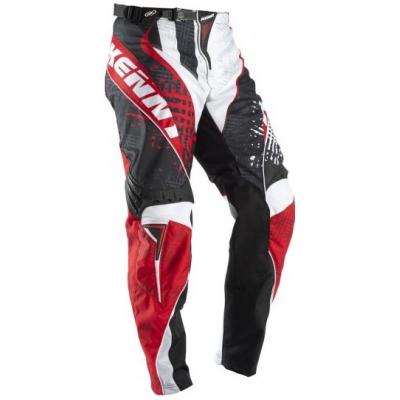 KENNY kalhoty PERFORMANCE 12 red