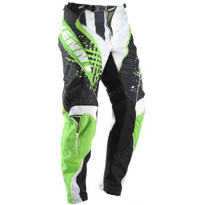 KENNY kalhoty PERFORMANCE 12 dětské green