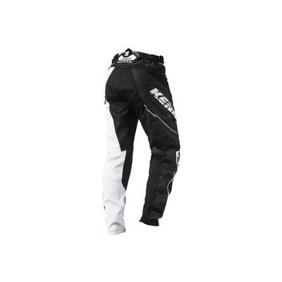 KENNY kalhoty PERFORMANCE 14 black/white