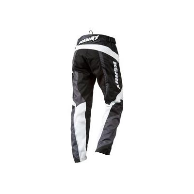 KENNY kalhoty TRACK 14 dětské black/grey