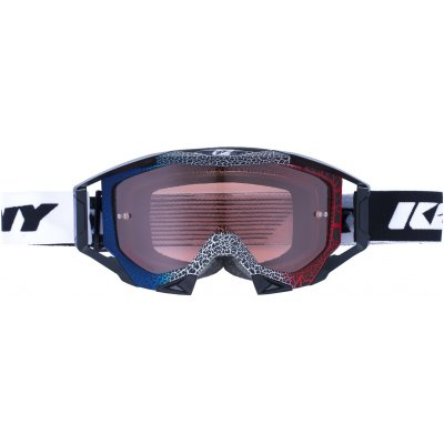 KENNY brýle TITANIUM 17 granit blue/white/red