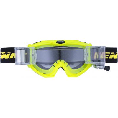KENNY okuliare TRACK-MAX 17 neon yellow