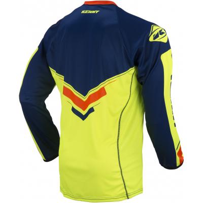 KENNY dres TITANIUM 17 navy/neon yellow