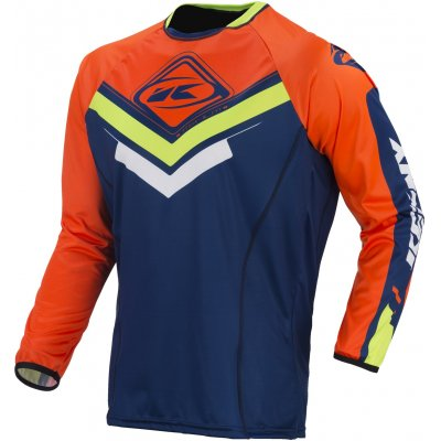 KENNY dres TITANIUM 17 navy/orange/lime